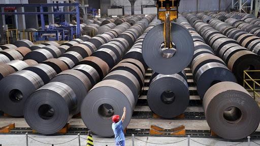 Tình hình xuất khẩu thép Việt Nam