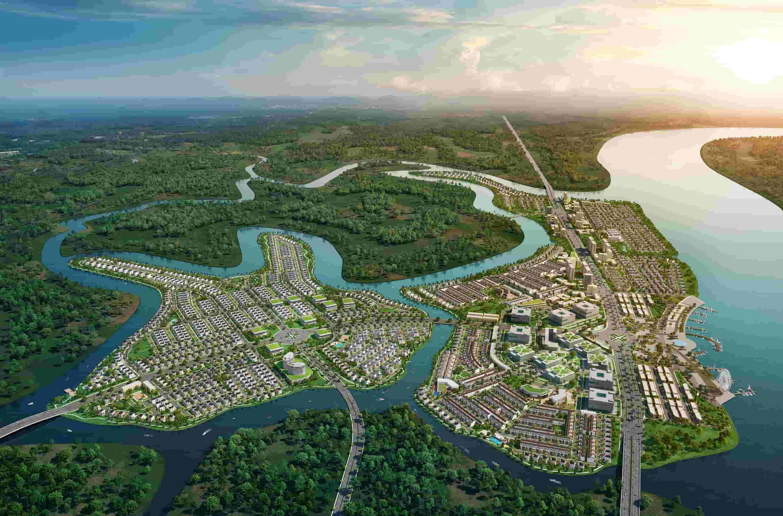 Khu đô thị Aqua City