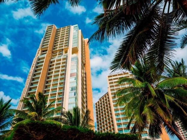 Khách sạn Nha Trang The Costa Nha Trang Residences trên đường Trần Phú
