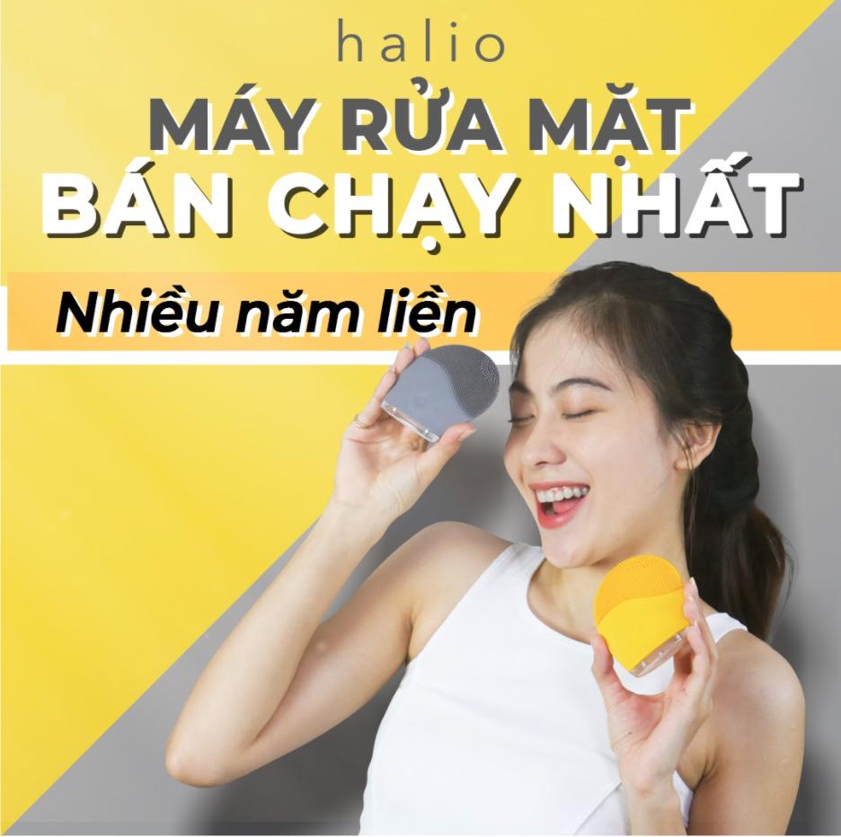 Máy rửa mặt Halio bán chạy nhất Việt Nam