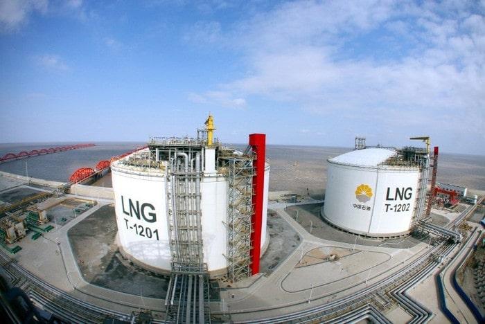 Khí thiên nhiên hóa lỏng LNG là một trong những sản phẩm năng lượng của thời đại mới
