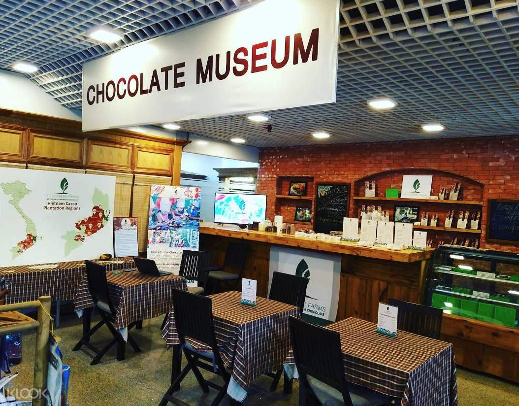 Bảo tàng socola